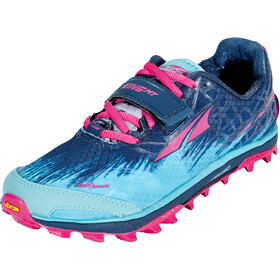 Altra King MT 1.5 Trail Running Shoes Dam blue/raspberry